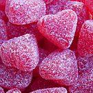 Candy Hearts by KatrinaArt