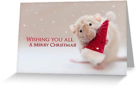 Merry Christmas to you all! by Ellen van Deelen