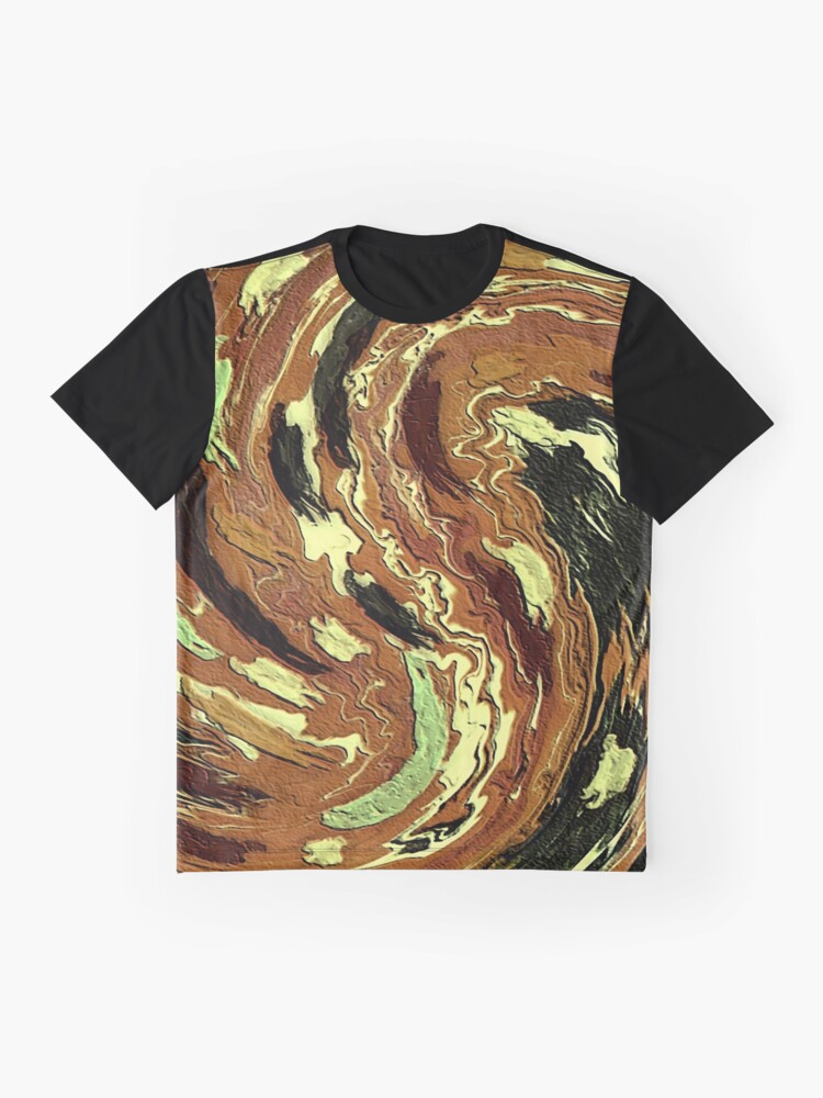 Alternate view of Painting soil by rafi talby Graphic T-Shirt