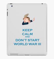 DAB Trump iPad Case/Skin