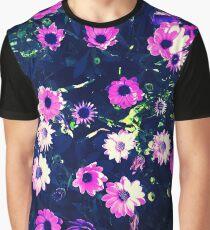 Pops Of Purple  Graphic T-Shirt