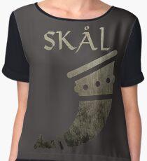 Vikings - Skal Chiffon Top