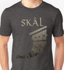 Vikings - Skal Unisex T-Shirt