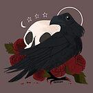 Familiar - Raven by straungewunder