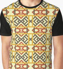Arabian geometric pattern Graphic T-Shirt