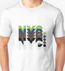 NYC. Unisex T-Shirt