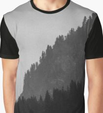 Forested Ridgelines Graphic T-Shirt