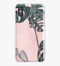 Monstera iPhone Case/Skin