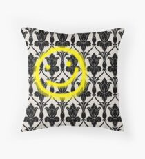 221B Baker Street - BORED Throw Pillow