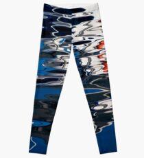 Marina Abstract 2 Leggings