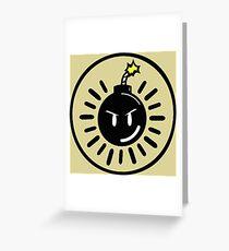 Sex-Bob-Omb icon Greeting Card