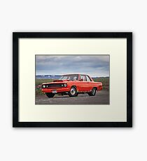 1970 Plymouth Valiant Signet Framed Print