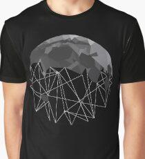 Moon Beams Graphic T-Shirt