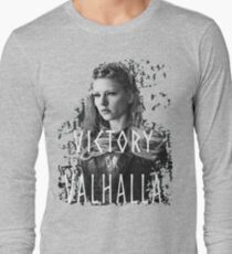 Lagertha: victory or Valhalla! T-Shirt