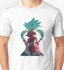 dbz son gohan vs cell T-Shirt