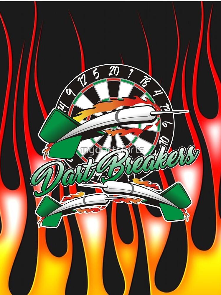 Dart Breakers Darts Team by mydartshirts