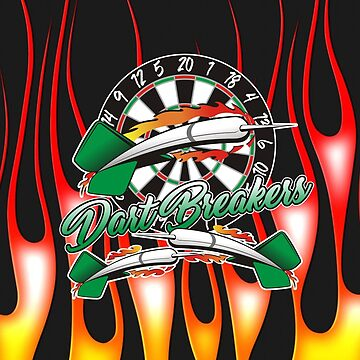 Dart Breakers Darts Team by mydartshirts