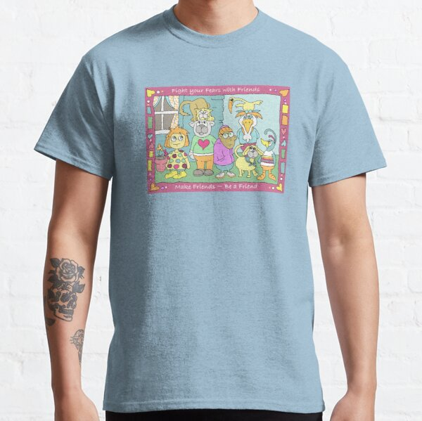 Make Friends - Be Friends Classic T-Shirt