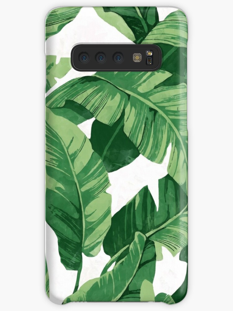 Tropical banana leaves II von CatyArte