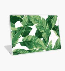 Tropical banana leaves II Laptop Folie