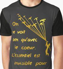 Le Petit Prince Graphic T-Shirt