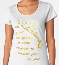 Le Petit Prince Women's Premium T-Shirt