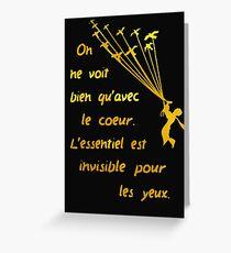 Le Petit Prince Greeting Card