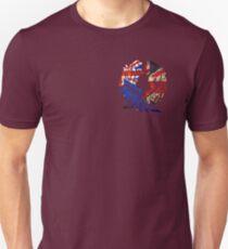AUSTRALIA BRITAIN WOLF LOVE Unisex T-Shirt