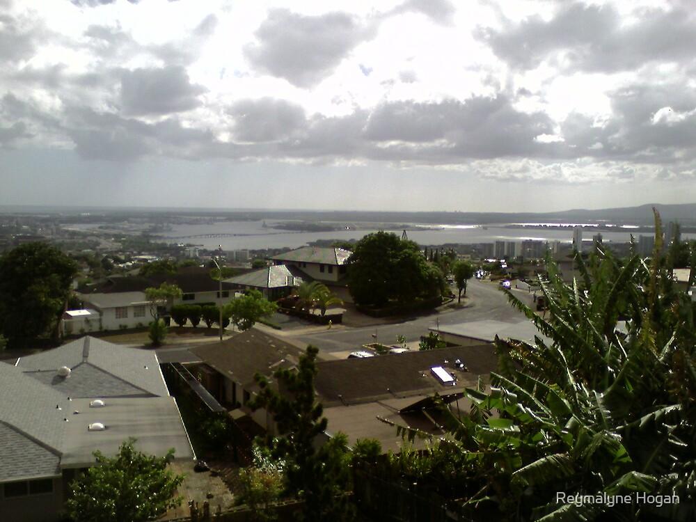 beautiful house view by Reymalyne Hogan