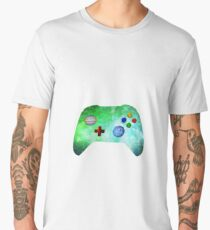 out of this world gamer  Men's Premium T-Shirt