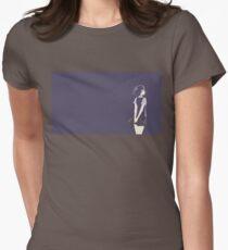 kuzu no honkai Womens Fitted T-Shirt