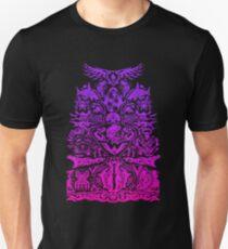 Warrior Tatau (Blood Dragon Version) T-Shirt