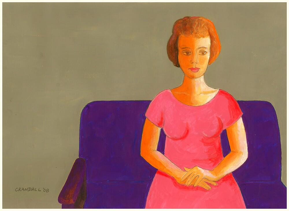 Waiting by Gary  Crandall