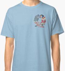 AMERICA BRITAIN WOLF LOVE Classic T-Shirt