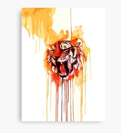 Roar I Canvas Print