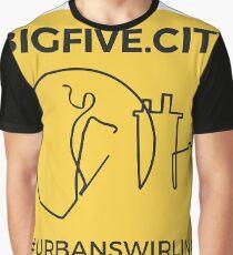 BIGFIVE.CITY Graphic T-Shirt