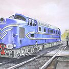 The English Electric Deltic by JohnLowerson