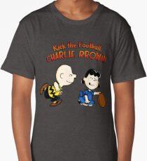 Snoopy Charlie Brown (Peanuts) Long T-Shirt