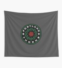 Thorns Wall Tapestry