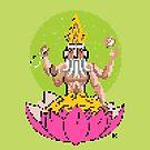 Brahma Pixel by artkarthik