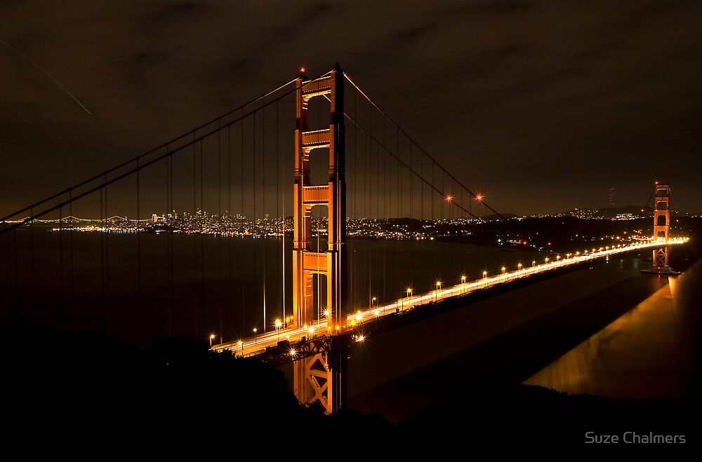 Golden Gate by Suze Chalmers