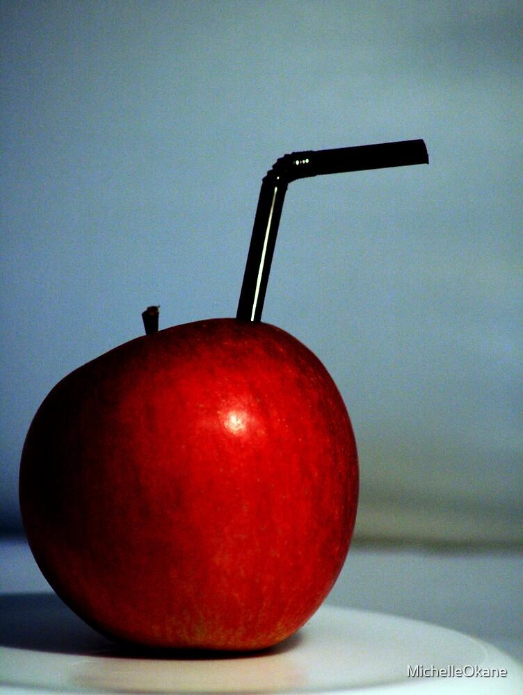 Apple Juice by MichelleOkane