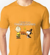 Charlie Brown (Peanuts) Thanksgiving  Unisex T-Shirt