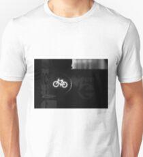 City Bike Lanes  T-Shirt