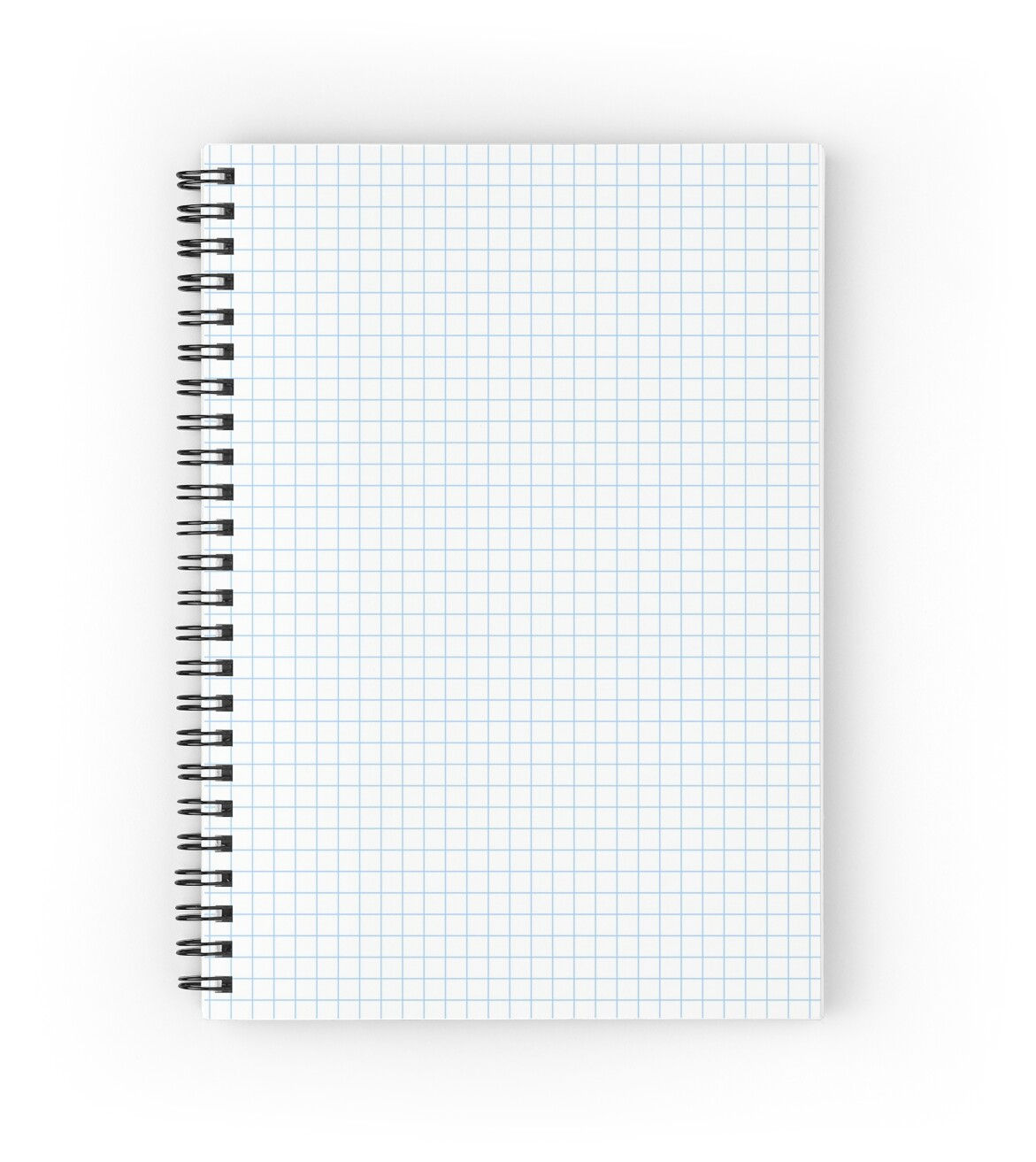 worksheet Images Of Graph Paper graph paper spiral notebooks by ronsmith57 redbubble ronsmith57