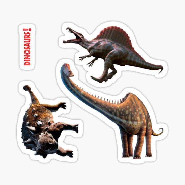 Dinosaurs - Set 2 Sticker