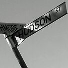 Hudson Street by bellebuckley