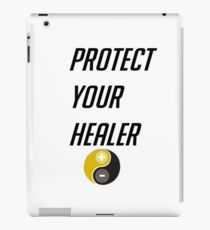 protect your healer (Zen) iPad Case/Skin
