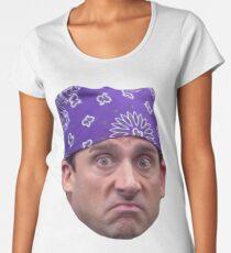 Pri$on Mik3 Women's Premium T-Shirt