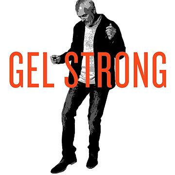 Gel Strong - White Front by gelstrong